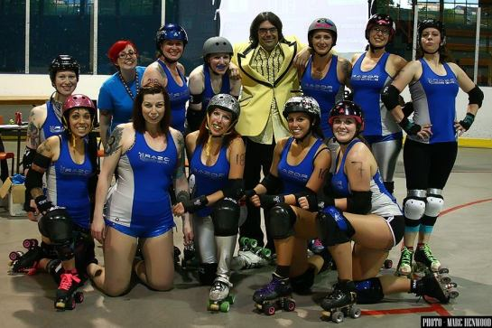 ryder wrong razor girls team